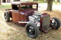 Learn more about Cool DeSoto Hemi Hot Rod: 1934 Ford Pick-Up on Bring a Trailer, the home of the best vintage and classic cars online. #coolscars #vintagecars