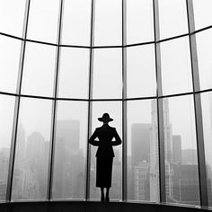 """""""Woman in Front of Window From Behind, New York, New York, shot by photographer, Rodney Smith. Rodney Smith only used film and never retouched his images. Everything he captured was in camera. Black And White Beach, Black And White People, Black And White Landscape, People Photography, Beach Photography, Film Photography, Street Photography, Amazing Photography, Landscape Photography"""