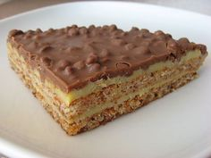 rezept Sweden-method-of-almond-cake recipe Winter Desserts, Christmas Desserts, Fun Desserts, Swedish Recipes, Turkish Recipes, Daim Cake, Pasta Cake, Pudding Cake, Almond Cakes