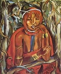 Image result for irma stern pondo woman