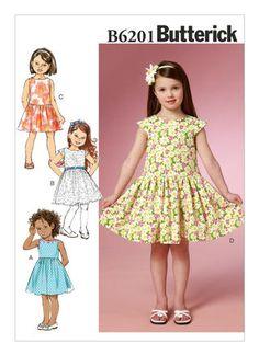 Sewing Patterns Girls, Simplicity Sewing Patterns, Dress Patterns, Sewing Ideas, Clothes Patterns, Corsage, Gathered Skirt, Sheer Fabrics, Dress Skirt
