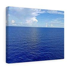 Privacy Settings, Sea Art, Caribbean Sea, Cruise Vacation, White Bathroom, Deep Blue, Art Photography, Waves, Ocean