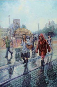 Tolga BOZTOPRAK - Sanatçı Detayı - Turkish Paintings
