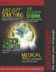 """Just Eat Something!  Featured in the May/June 2015 issue of """"Recovery Wire Magazine,"""" Cruse addresses how the simplistic and often harmful """"solution"""" of """"eating something"""" can often be counterproductive when it comes to treating an eating disorder sufferer.  http://issuu.com/recoverwire/docs/issue_16-single?e=10885101/12605160"""
