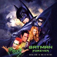 Soundtrack / Batman Forever, CD