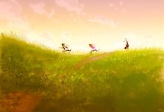 From Sun up to sun down by PascalCampion.deviantart.com on @deviantART