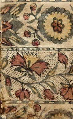 The Modern Bibliomane: Bibliophile and other Bibliomanies . The library of the city of Grasse collaborates with our database project. Pattern Paper, Fabric Patterns, Print Patterns, Textile Design, Fabric Design, Pattern Design, Art Japonais, Embossed Paper, Groomsmen