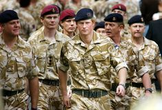 PRINCE HARRY~~~ never underestimate a what a uniform can do for a man