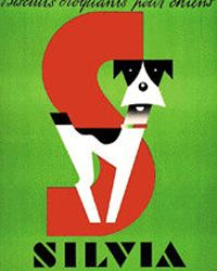 Vintage European Dog Poster by artcafe2008, via Flickr