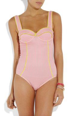 Rosamosario Pink Swimsuit