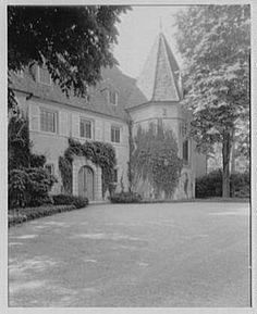 'Graenan', the Michael Gavin estate designed by John Russell Pope c. 1920.