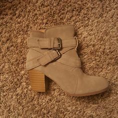 Bootie boots New only worn once Shoes Ankle Boots & Booties