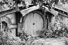 Hobbit Hole by katecornish