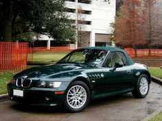 90's BMW Z3--not sure why I love this car so much