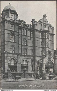 Vintage London, Old London, London View, Uk History, London History, Union Jack Club, Waterloo Road, Waterloo Station, Elephant And Castle