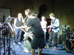 il combo di Jeff Hirshfield, auditorium S.Nicolò di Chioggia, domenica 22 luglio (repertorio: Pascoal, Monk, Shorter)