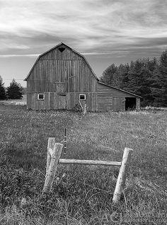 County Road ZZ Barn - Door County, WI