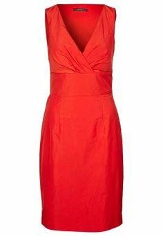 Cocktailkleid / festliches Kleid - fire red