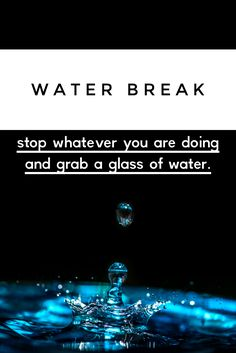 Stop whatever you are doing and grab a glass of water! Then share this to remind other people to drink more water! of drink water water aesthetic water clipart water funny water meme water motivation water quotes Getting Rid Of Headaches, How To Relieve Headaches, Benefits Of Drinking Water, Water Benefits, List Of Affirmations, Water Aesthetic, Water Quotes, Fruit Water, How To Make Coffee