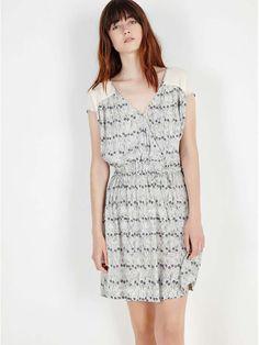 Marie Sixtine Ariani Dress   Maze Clothing