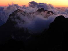Madeira, col d'encumeada