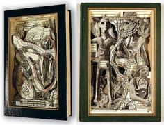 book autopsy by Brian Dettmer. I'm tempted to try this... just a scalpel. Hmm