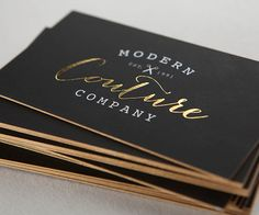 28 pt thick soft touch business cards