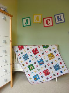 another idea for Adam's pirate quilt?