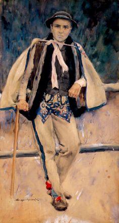 Young Highlander - Aleksander Augustynowicz