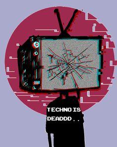 gif animated gif original object heads tv head crazyyy mo art