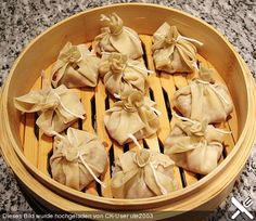 Wan Tan oder thailändische Dim Sum, ein leckeres Rezept aus der Kategorie Einlagen. Bewertungen: 11. Durchschnitt: Ø 3,8.