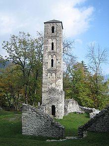 PINTEREST.COM.\CASTLES OF SWITZERLAND | Castles & Fortresses in Switzerland / Jörgenberg Castle is a castle ...