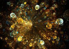 Fractal  Big Bang by Kseniya-Omega