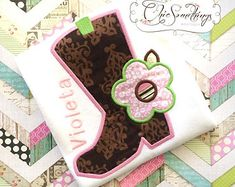Fabric Tutu COUNTRY CUTIE Cowgirl Barn Country di ChicSomethings