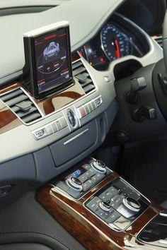 The Audi A8.
