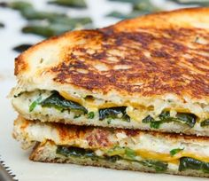 Jalapeno Popper Herb Grilled Cheese Sandwich-Daiya/Chao