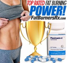 Fat Burners Rx - The Best Fat Burners for Men and Women!
