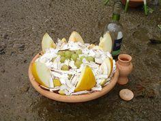 Oferendas para Oxóssi   Frutas