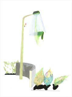 Drawing : Christina Gransow