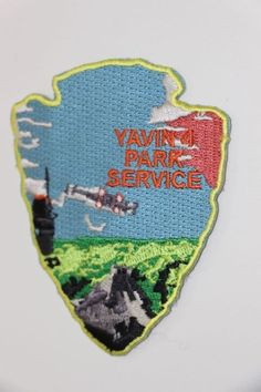 Star Wars Yavin 4 Park Service Embroidered Morale Patch Sew On SO | Collectibles, Science Fiction & Horror, Star Wars | eBay!