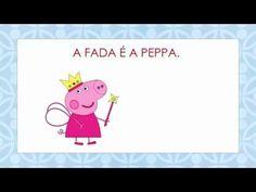 LEITURA DE FRASES COM A PEPPA - YouTube