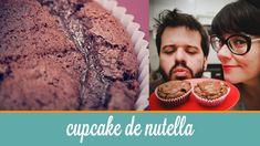 Cupcake de Nutella com 4 ingredientes, pronto em 15 minutos    Cozinha p...