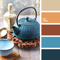 almost black, azure gray, blue indigo, bronze, clay color, color matching for designer, color of ginger biscuits, color of Prussian blue, color of tree, greenish-blue, Orange Color Palettes, saturated cyan, saturated orange-brown, shades of reddish-brown, smoky blue.