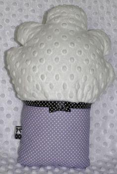 Poduszeczka babeczka w Softka Handmade na DaWanda.com