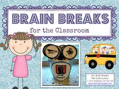 All About Brain Breaks