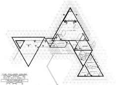 triangle architecture - Google Search Fractals, Triangle