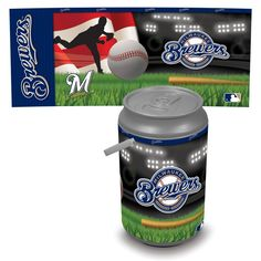 Use this Exclusive coupon code: PINFIVE to receive an additional 5% off the Milwaukee Brewers MLB Mega Can Cooler at SportsFansPlus.com