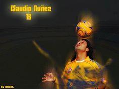 """Claudio """"El Diablo"""" Nuñez"""