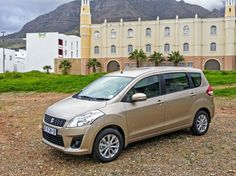 In an effort to broaden its market appeal, Suzuki South Africa has ventured into mommy-mover territory. We drive the seven-seater Suzuki Ertiga. Lion, Vehicles, Car, Leo, Automobile, Rolling Stock, Lions, Vehicle, Cars