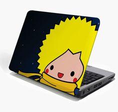 Adesivo per Apple MacBook da 11 Bart Simpson 13 e 17